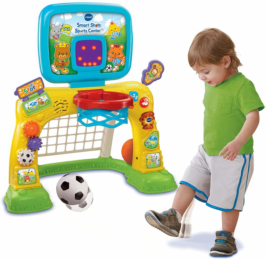 VTech Smart Shots Sports Center - Top Toys and Gifts for Three Year Old Boys 2
