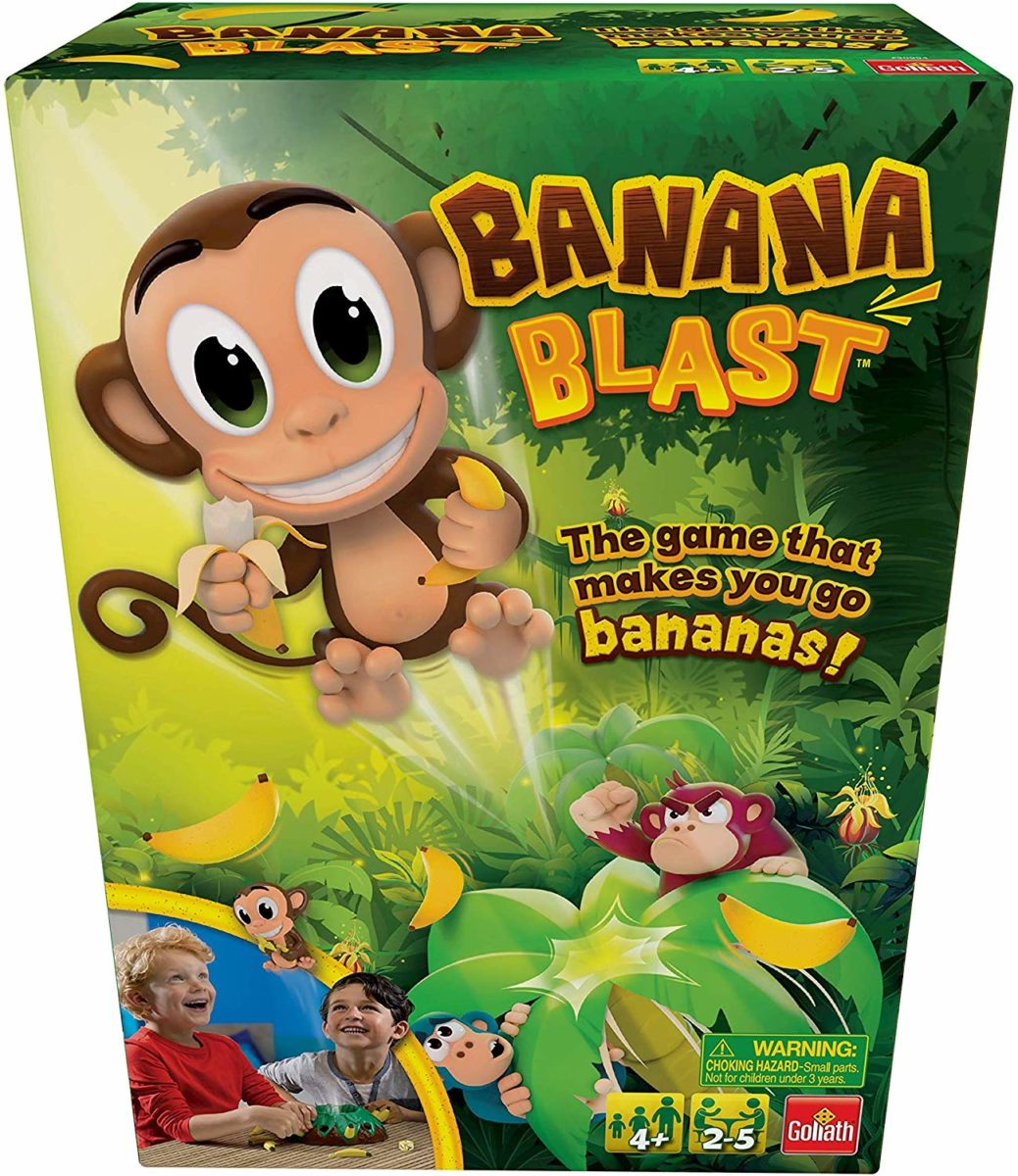 Banana Blast by Goliath - Top Toys and Gifts for Six Year Old Boys 1