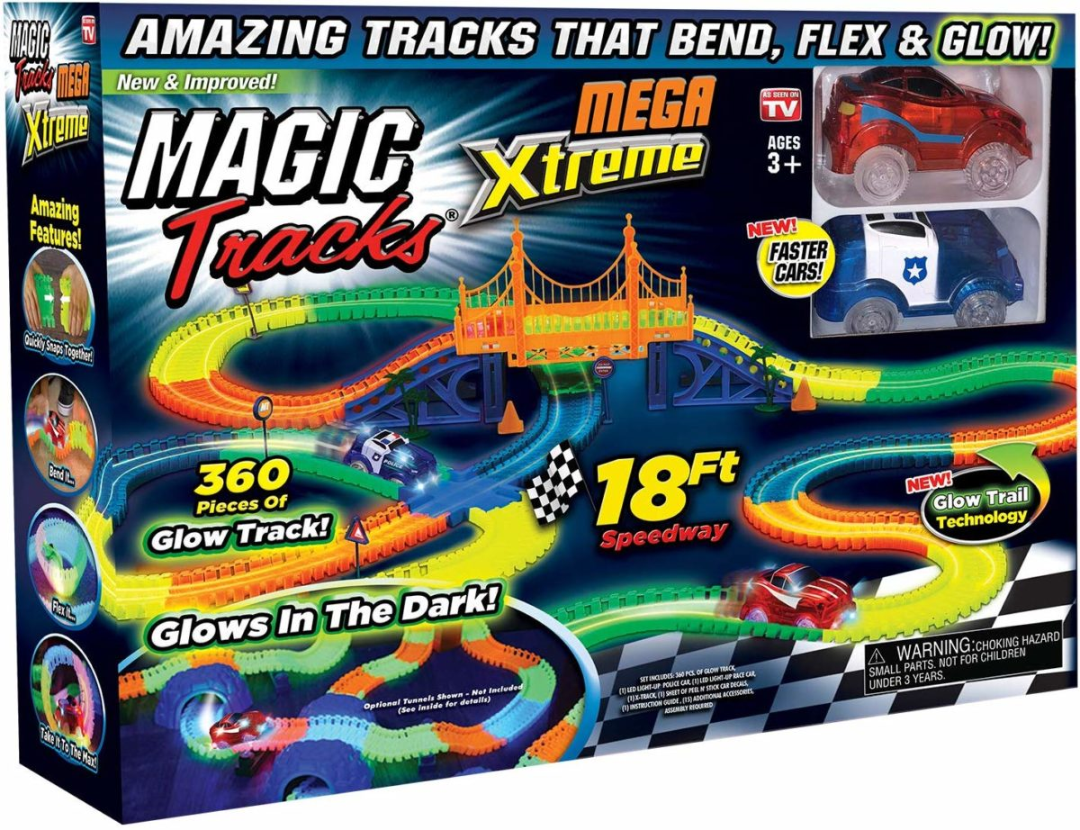 Ontel Magic Tracks Mega Xtreme - Top Toys and Gifts for Six Year Old Boys 1