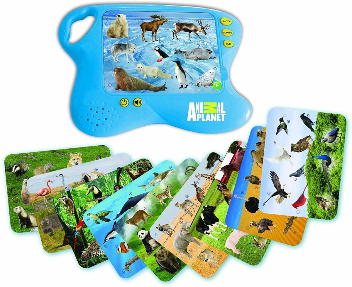 Smart Play Animals of the World Learning Pad Interactive Toy - Top Toys and Gifts for Five Year Old Boys 1