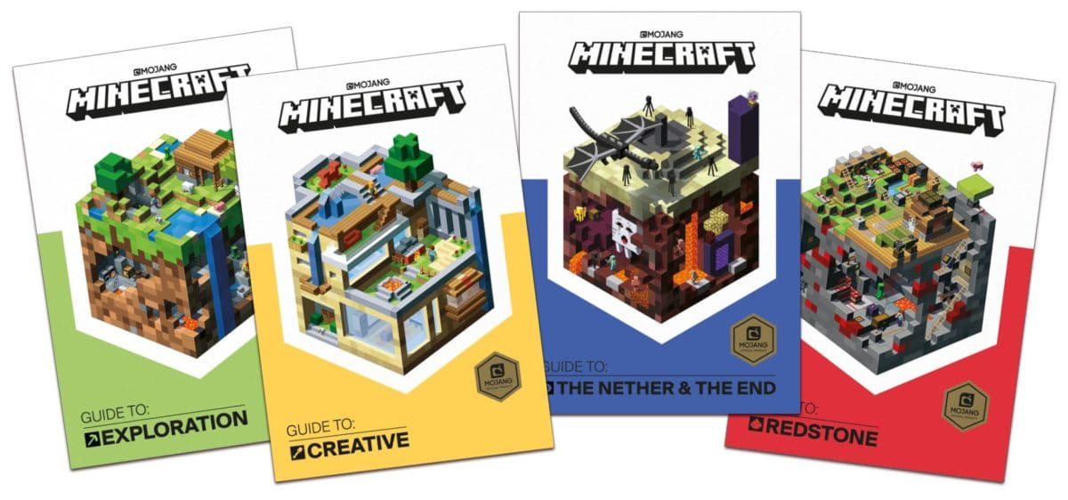 Minecraft Guide Collection 4-Book Boxed Set - Top Toys and Gifts for Eight Year Old Boys 2