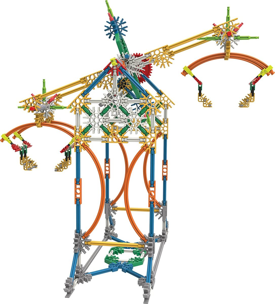 K'NEX Education STEM Explorations Swing Ride Building Set - Top Toys and Gifts for Ten Year Old Boys 2